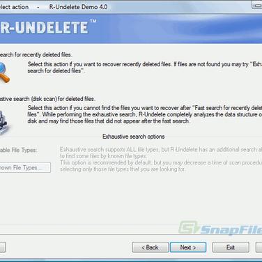 R-Undelete Alternatives and Similar Software - AlternativeTo net