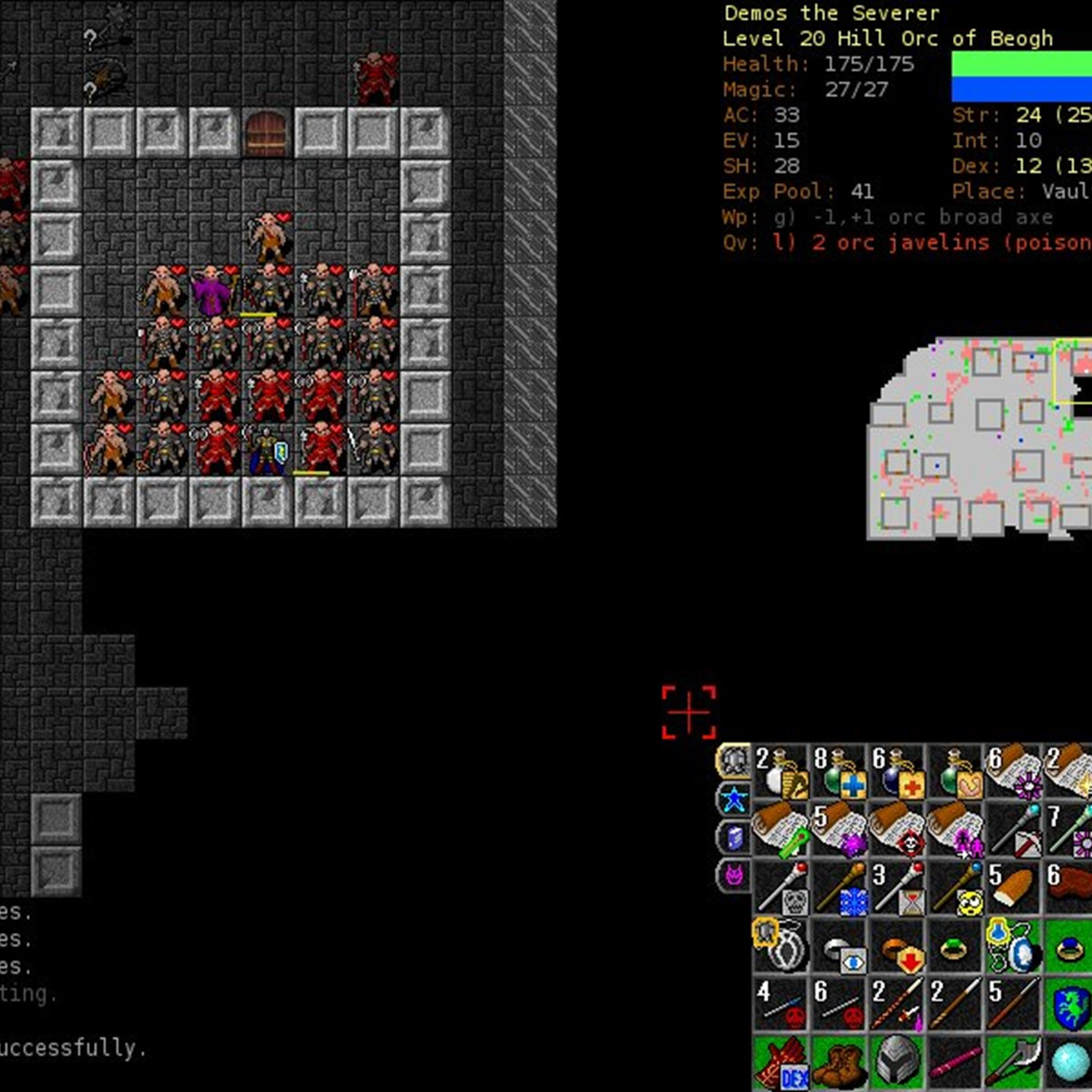 Dungeon Crawl Stone Soup Alternatives and Similar Games