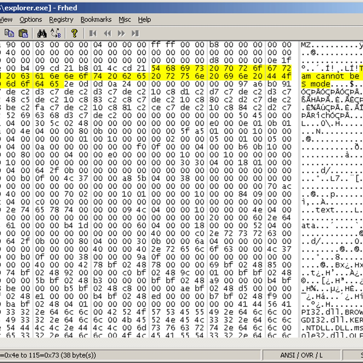 Free Hex Editor Alternatives for Mac - AlternativeTo net