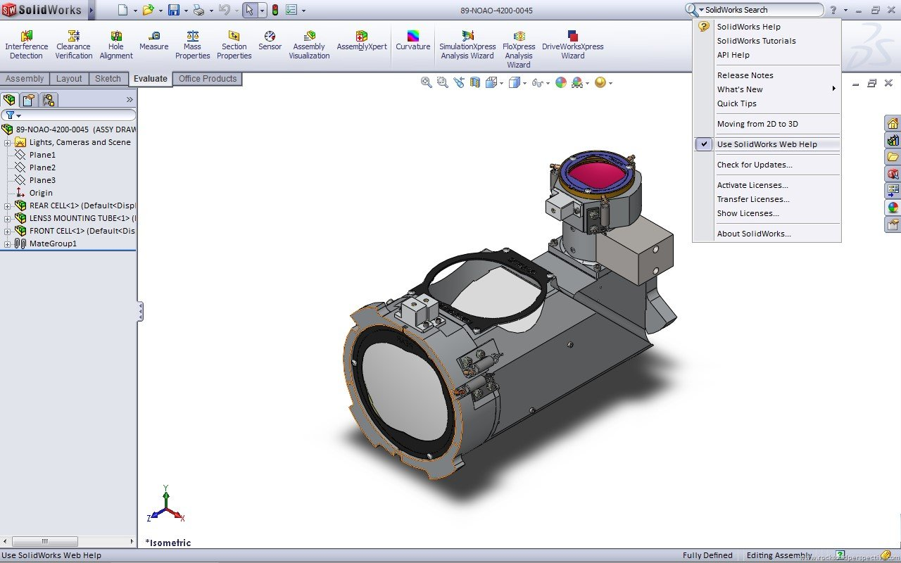 Solidworks alternatives and similar software 3d design application