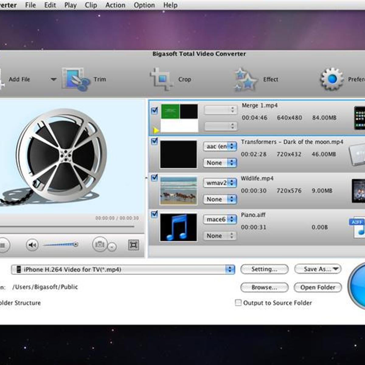 Bigasoft total video converter alternatives and similar software bigasoft total video converter alternatives and similar software alternativeto ccuart Choice Image