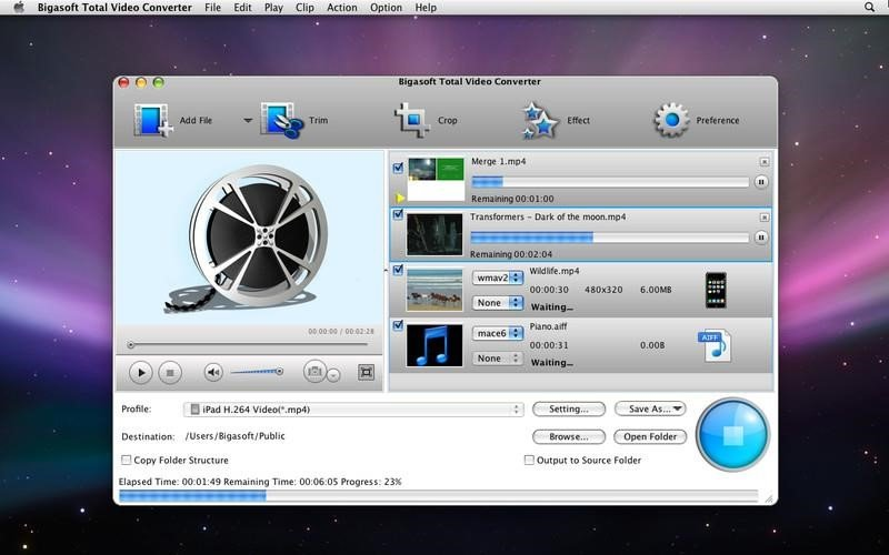 Bigasoft total video converter alternatives and similar software its possible to update the information on bigasoft total video converter or report it as discontinued duplicated or spam ccuart Choice Image