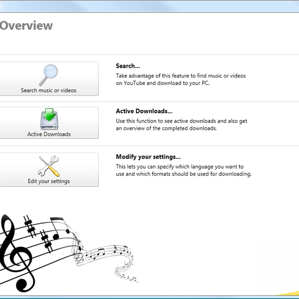 download music youtube pc