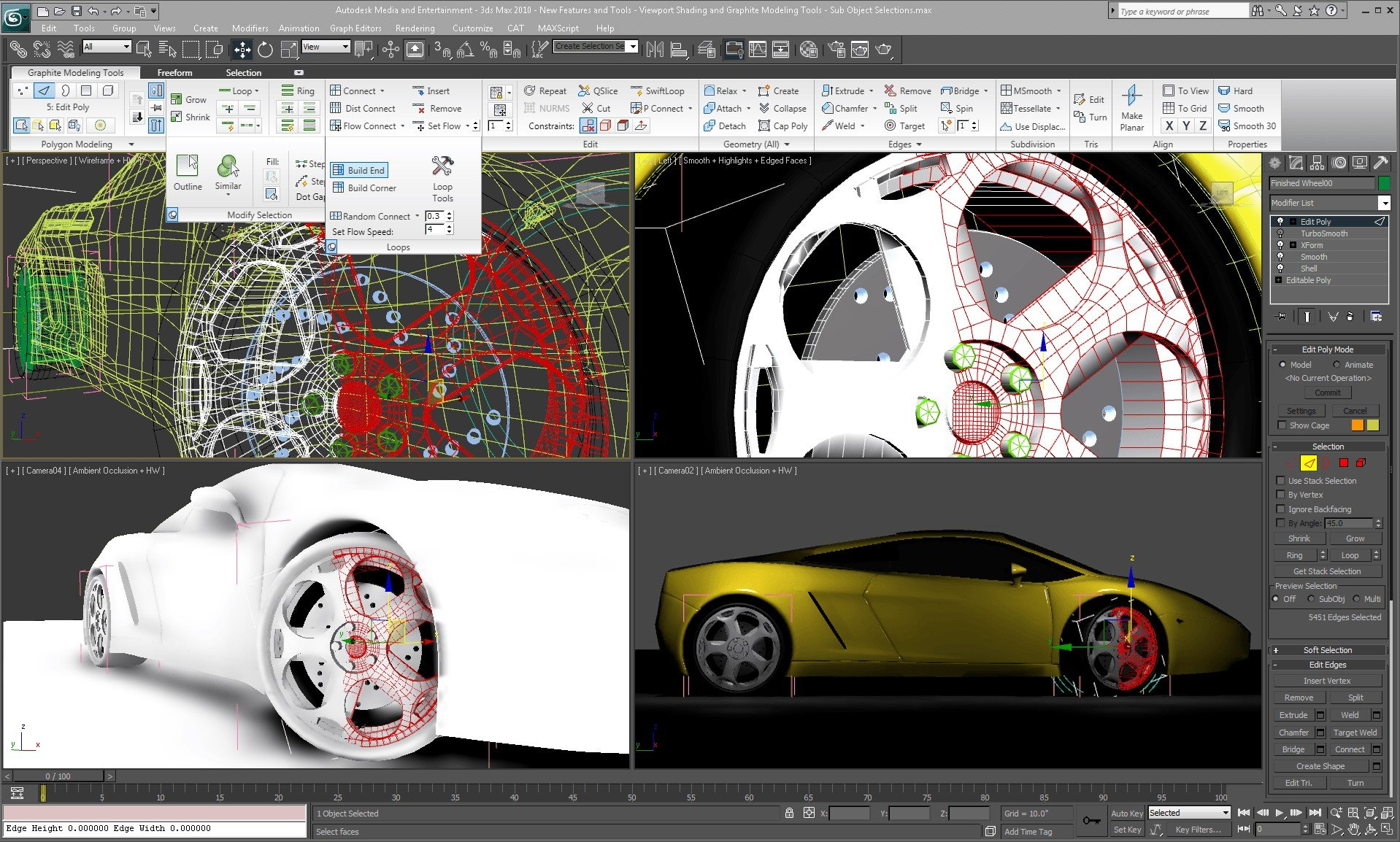 Autodesk 3ds max alternatives and similar software for 3d decoration software