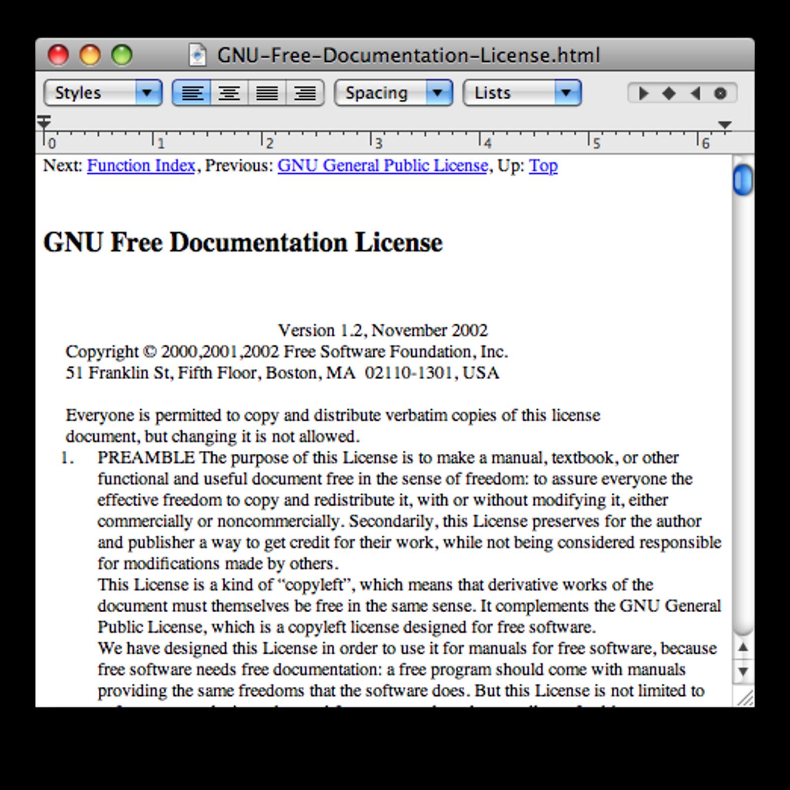 TextEdit Alternatives and Similar Software - AlternativeTo net