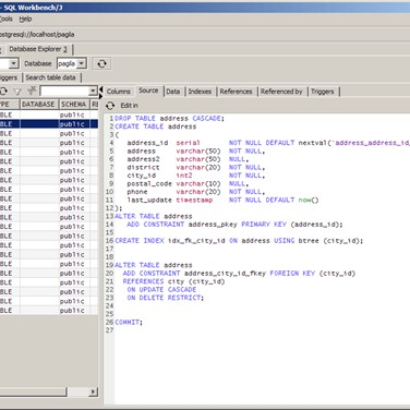 SQL Workbench/J Alternatives and Similar Software