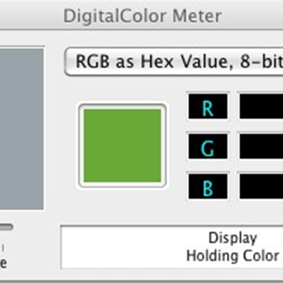 Free DigitalColor Meter Alternatives - AlternativeTo.net