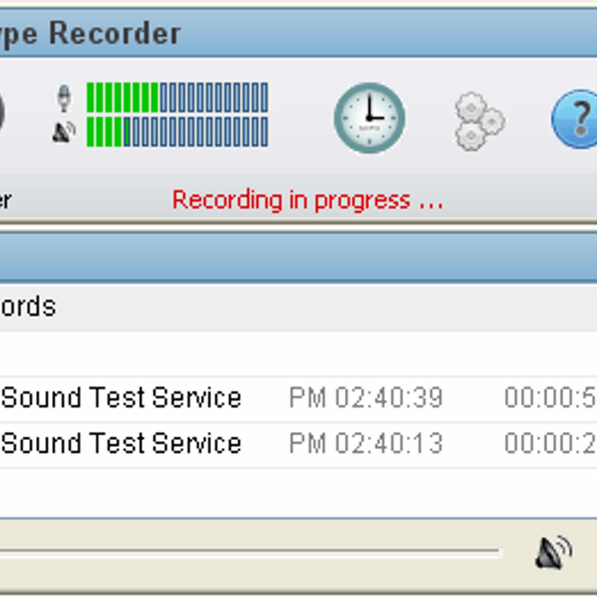 ifree skype recorder download