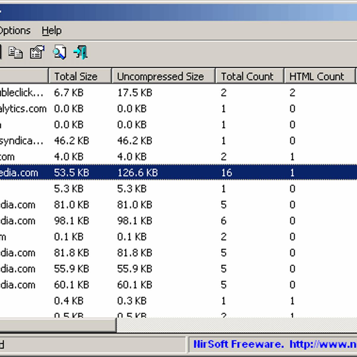WebSiteSniffer Alternatives and Similar Software