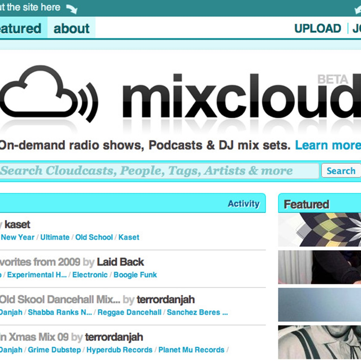 MixCloud Alternatives and Similar Apps and Websites
