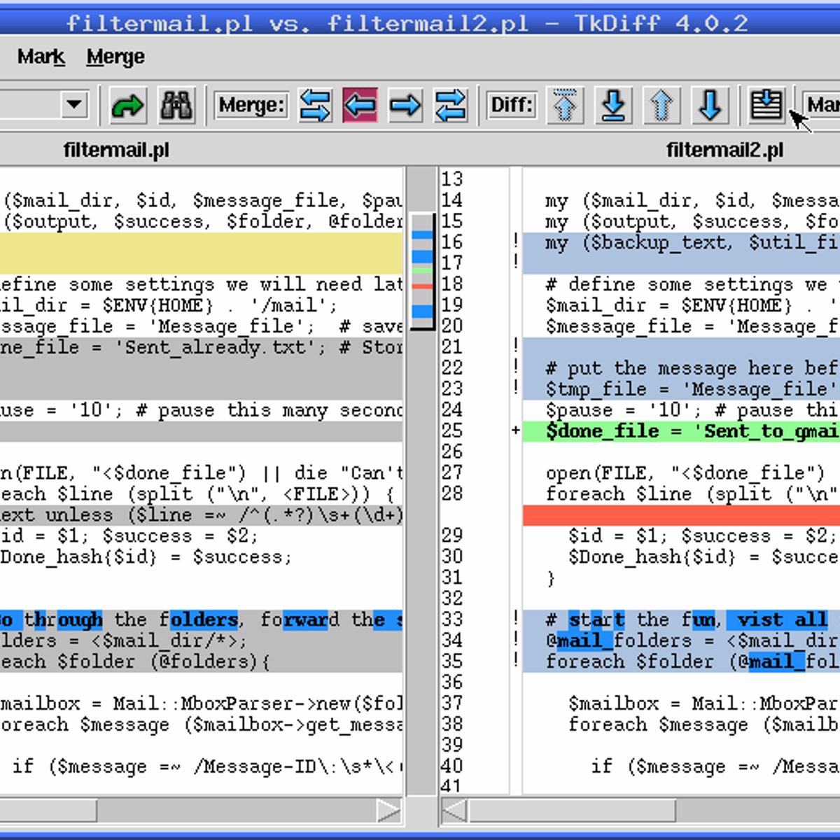 Tkdiff Alternatives for Windows - AlternativeTo net