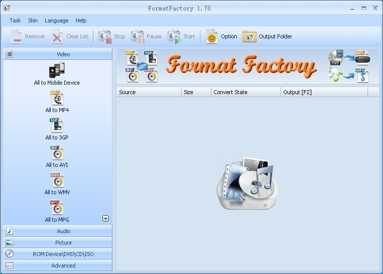 Format Factory Alternatives and Similar Software - AlternativeTo net