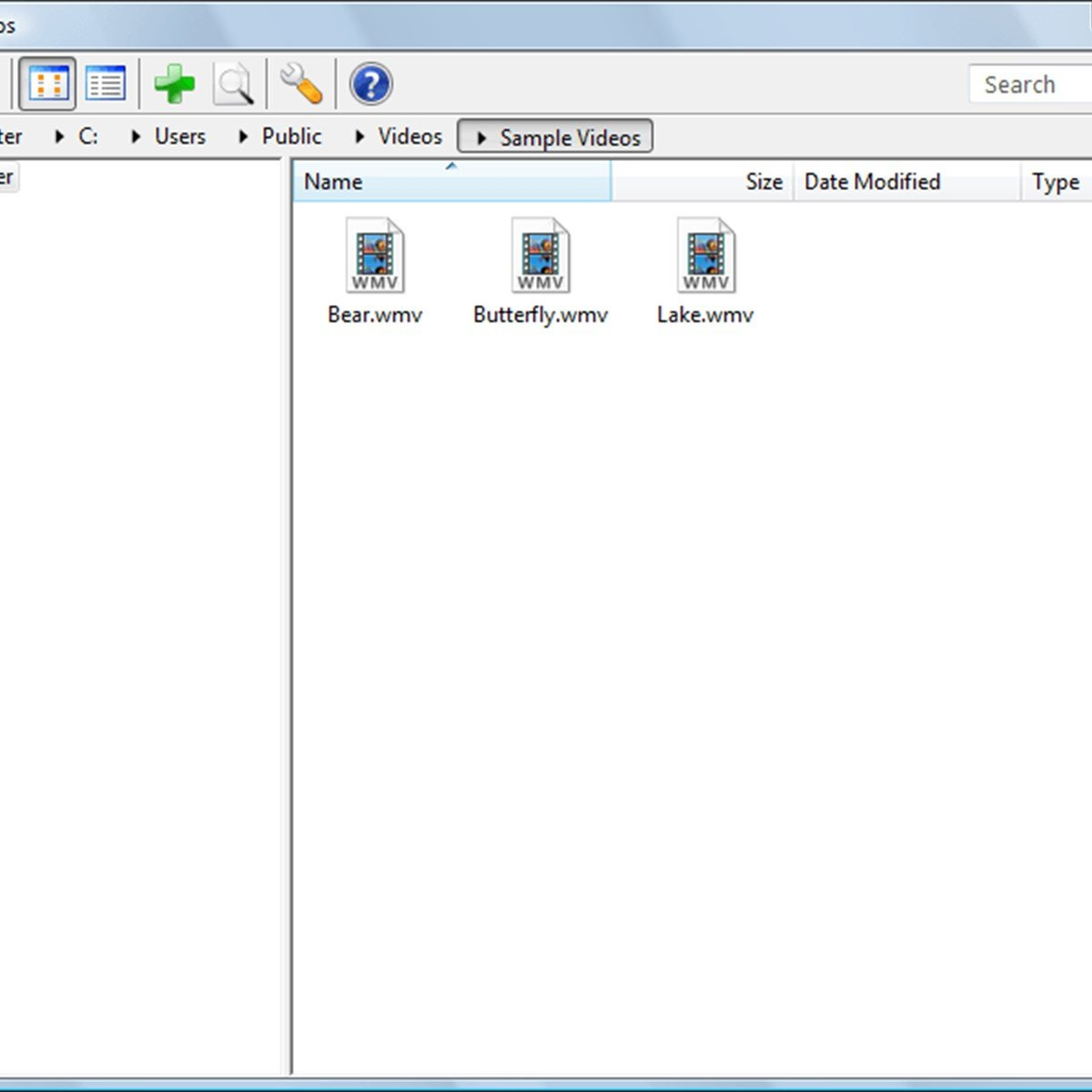Portable Free File Manager Software For Windows - SnowBird