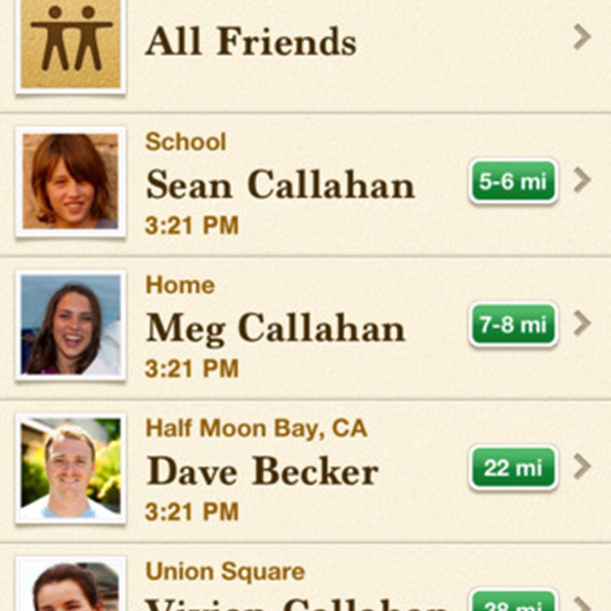 Find My Friends Alternatives and Similar Apps