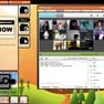 Create you own chat room or open multiple rooms at once. All chat rooms are dragable. icon