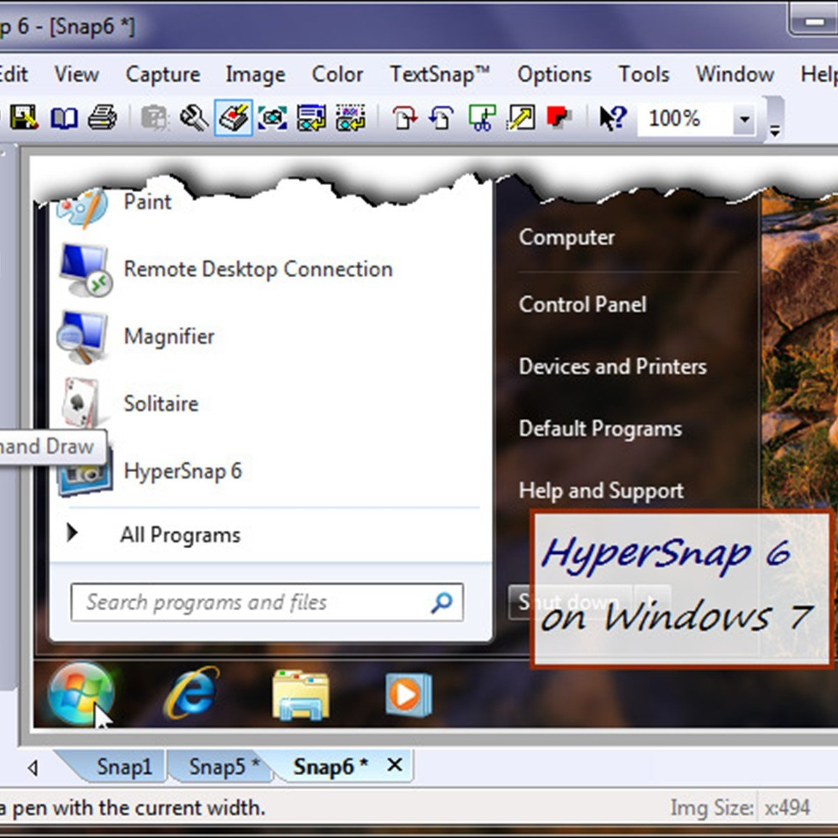 hypersnap dx 4 download