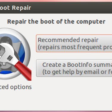Boot Repair Disk Alternatives and Similar Software