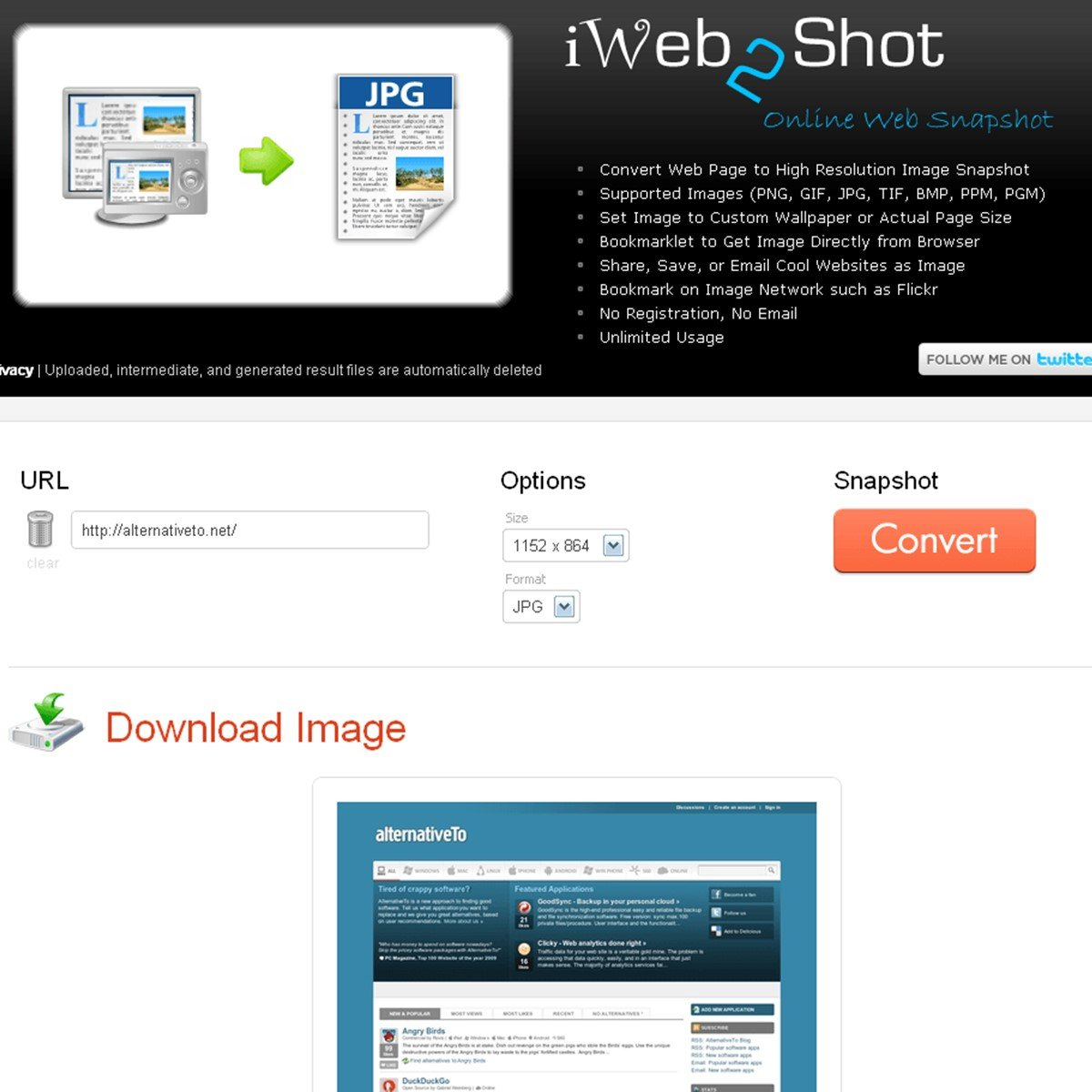 how to sync iphone photos to mac iweb2shot alternatives and similar websites and apps 3359