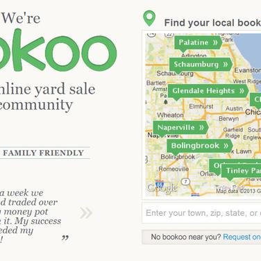 Download Bookoo App  Background