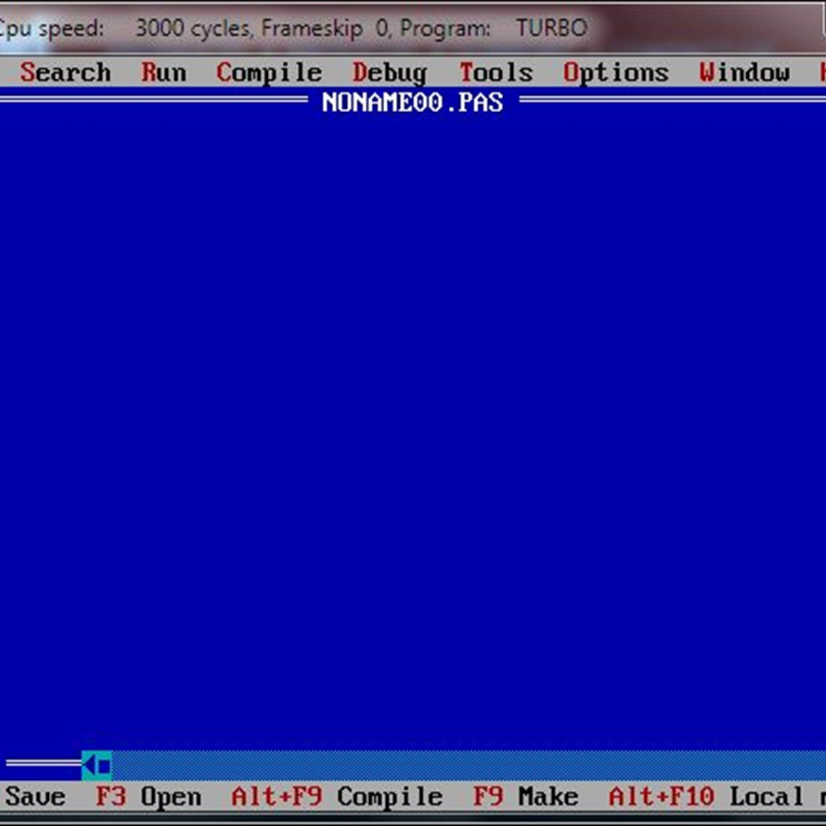 Turbo pascal alternatives and similar software Online compiler turbo c