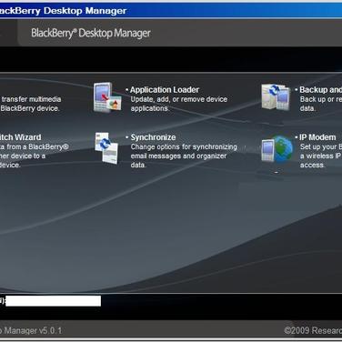 BlackBerry Desktop Manager Alternatives and Similar Software