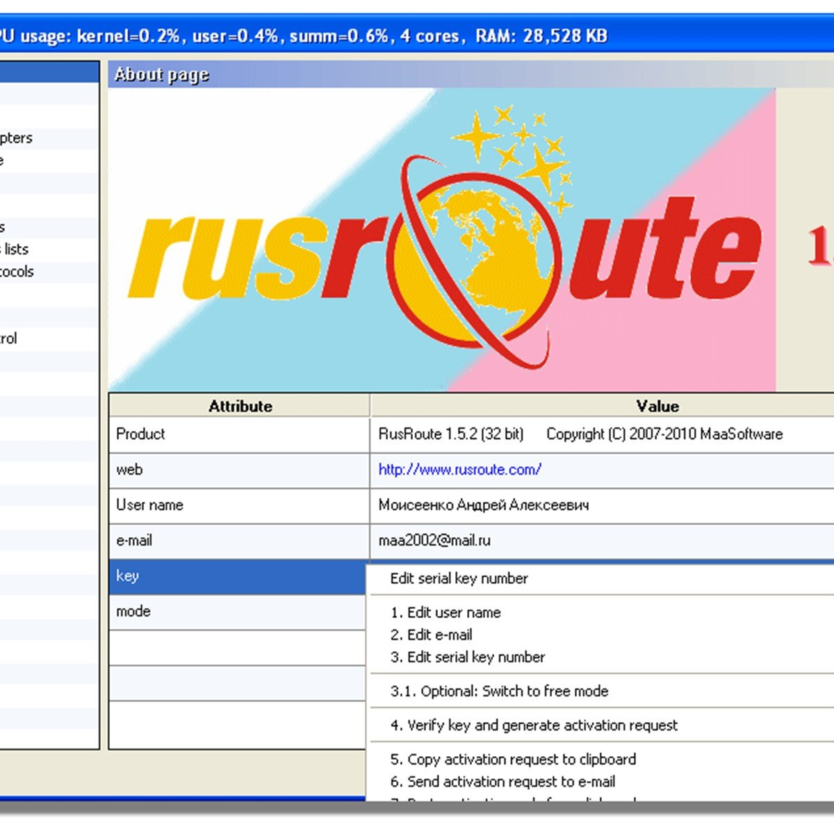 Rusroute Alternatives and Similar Software - AlternativeTo net