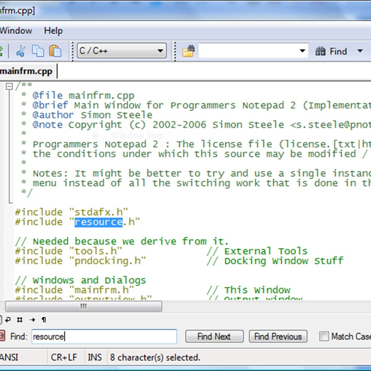 Programmer's Notepad Alternatives and Similar Software