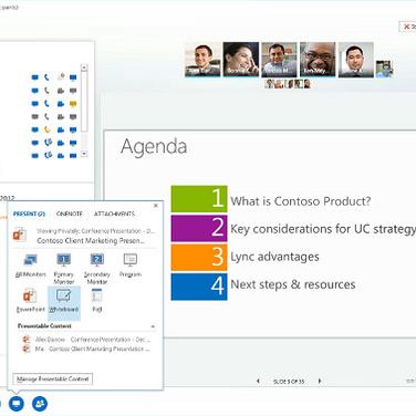 Microsoft Lync Alternatives and Similar Software