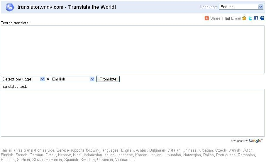 english to italian free online translator