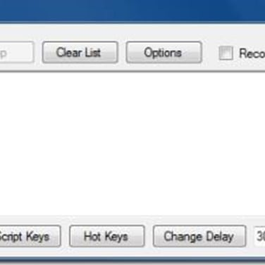 Auto Clicker Typer Alternatives and Similar Software