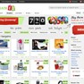 Coupons, bargains and local deals are displayed on the homepage.