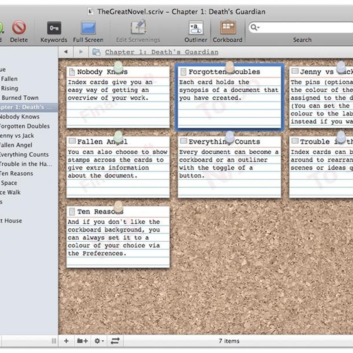Essay programs for mac