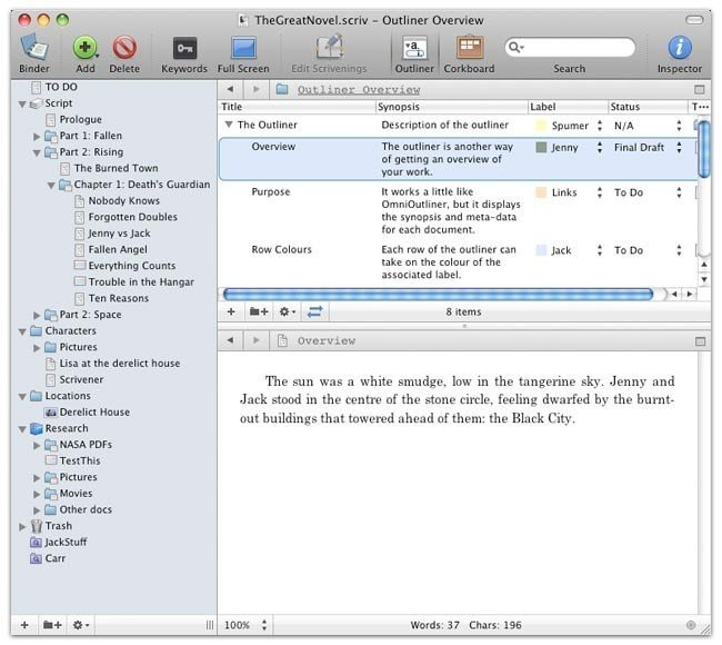 Open Source Creative Writing Software For Mac
