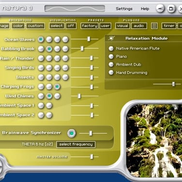Natura Sound Therapy Alternatives and Similar Software