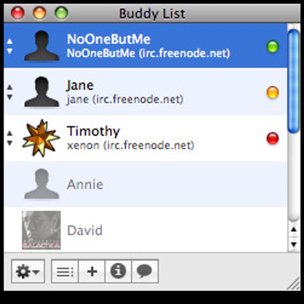 Colloquy Alternatives and Similar Software - AlternativeTo net