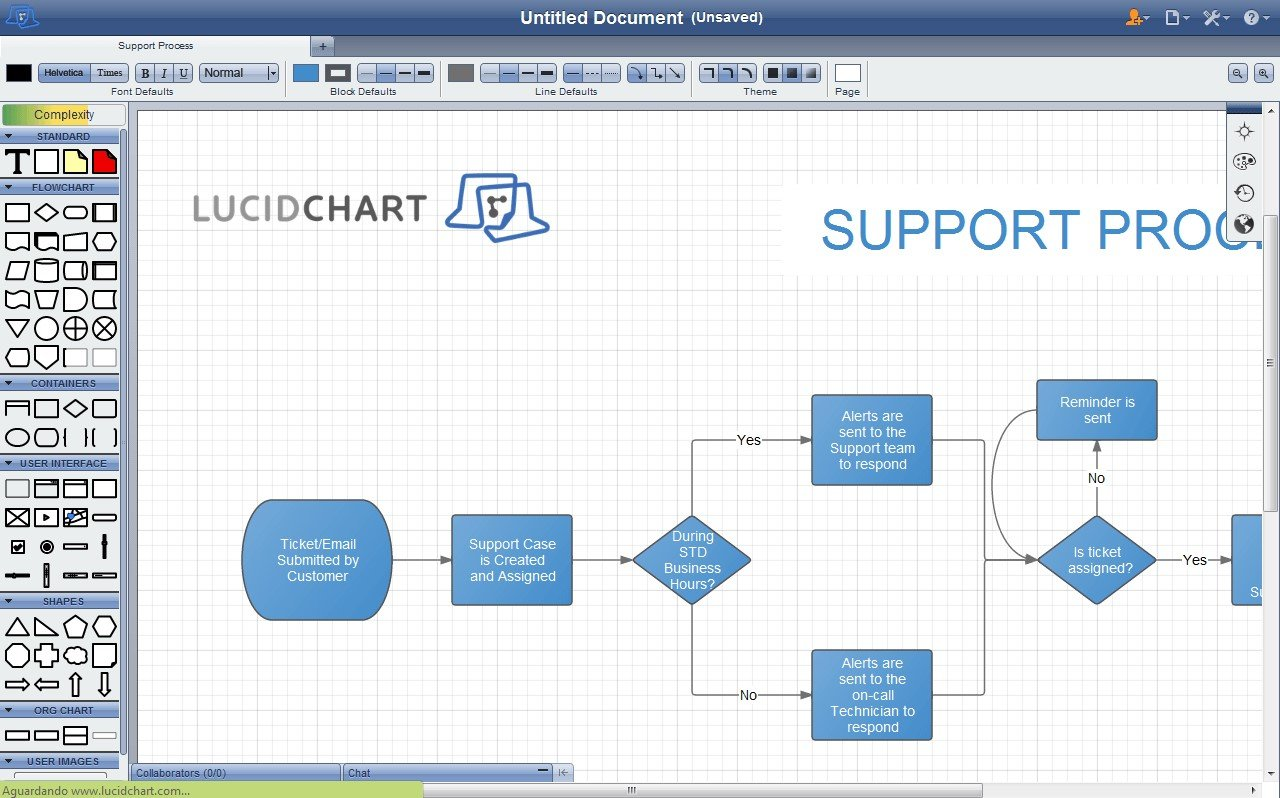 Lucidchart Alternatives And Similar Software