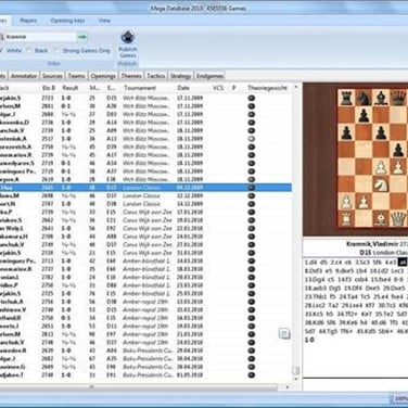ChessBase Alternatives and Similar Games - AlternativeTo net