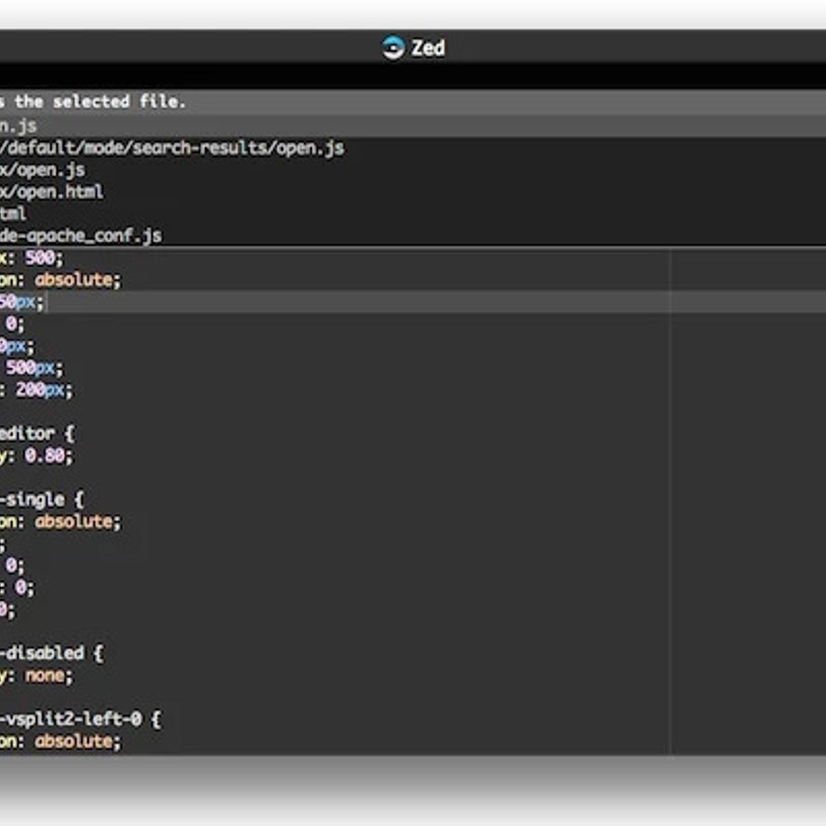 Zed Code Editor Alternatives and Similar Software - AlternativeTo net