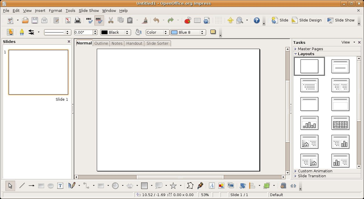 Apache openoffice impress alternatives and similar software - Openoffice or libre office ...