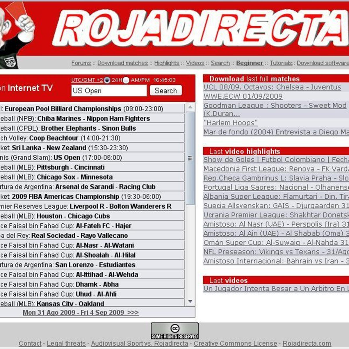 Rojadirecta Alternatives And Similar Websites And Apps