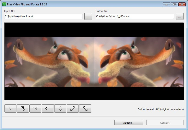 Free video flip and rotate alternatives and similar software its possible to update the information on free video flip and rotate or report it as discontinued duplicated or spam ccuart Image collections