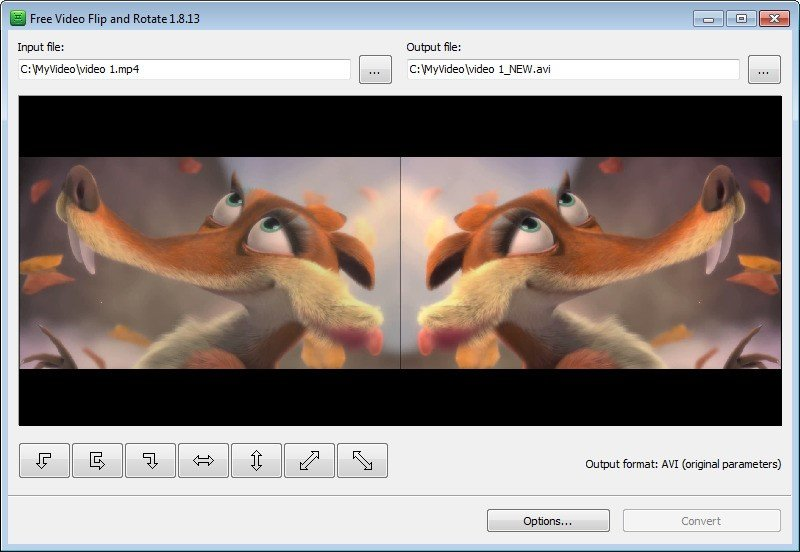 Free video flip and rotate alternatives and similar software its possible to update the information on free video flip and rotate or report it as discontinued duplicated or spam ccuart Gallery