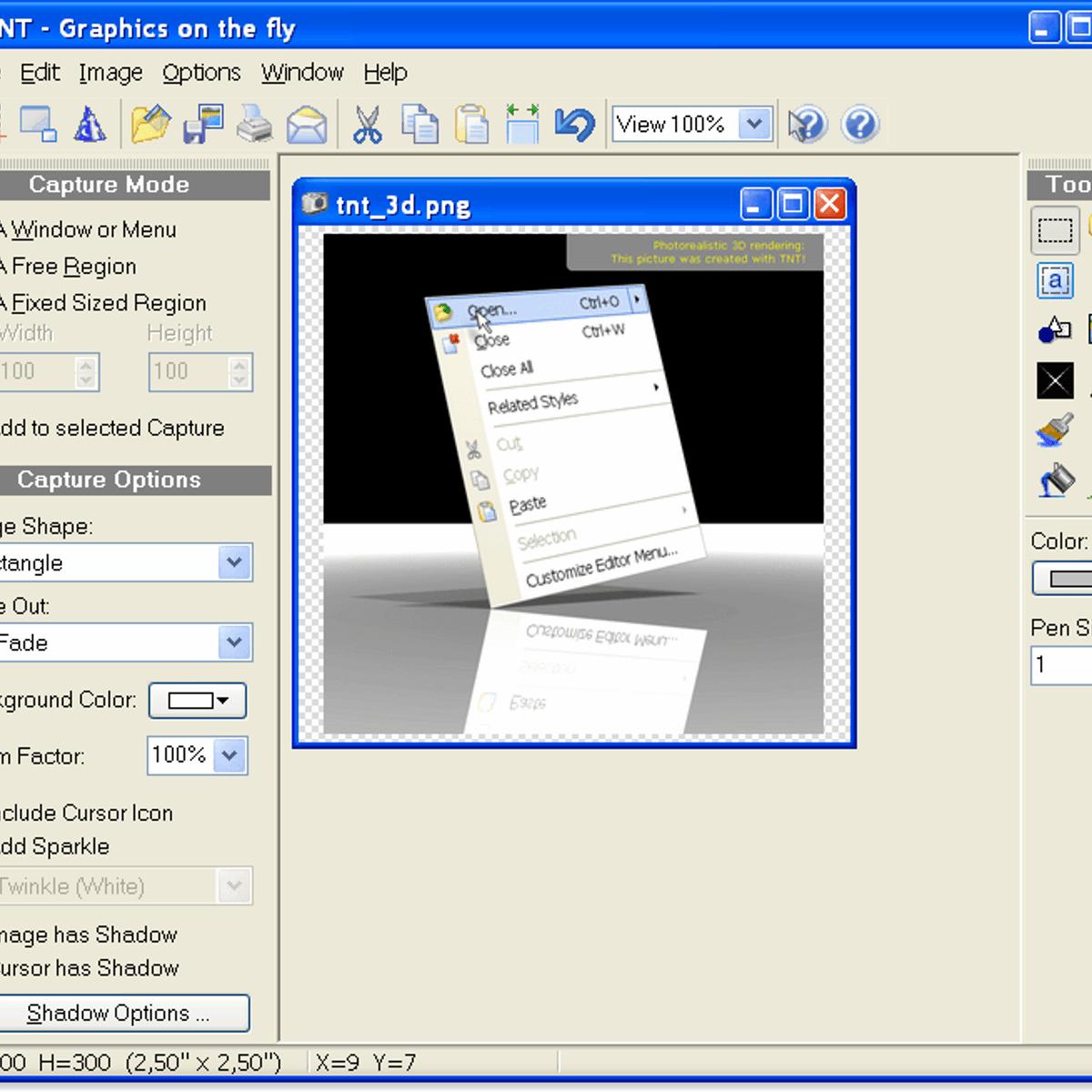 Screen movie capture open source