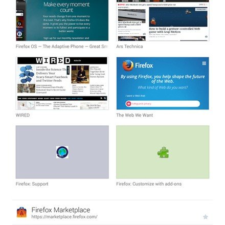 Firefox on Android