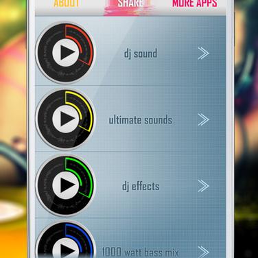 DJ Sound Effects & Ringtones Alternatives and Similar Apps