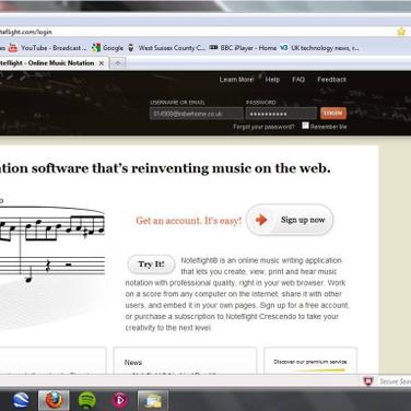 Noteflight Alternatives and Similar Websites and Apps