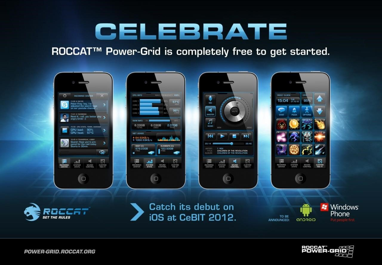 Roccat Power Grid Alternatives And Similar Software
