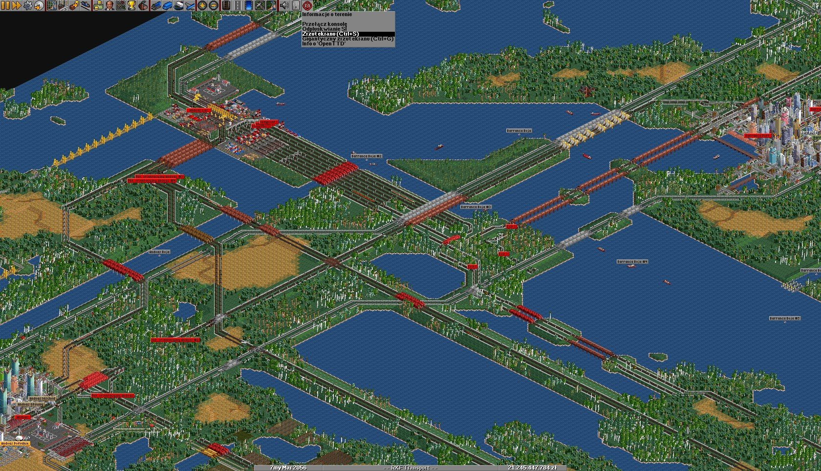 OpenTTD Alternatives and Similar Games