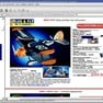 A page from a radio-controlled airplane catalog. This document was not scanned but converted directly from the original digital files. The pages are at 300dpi and occupy 71KB on average. The red frame around the text in the upper right corner is a highlighted hyperlink embedded in the DjVu document.