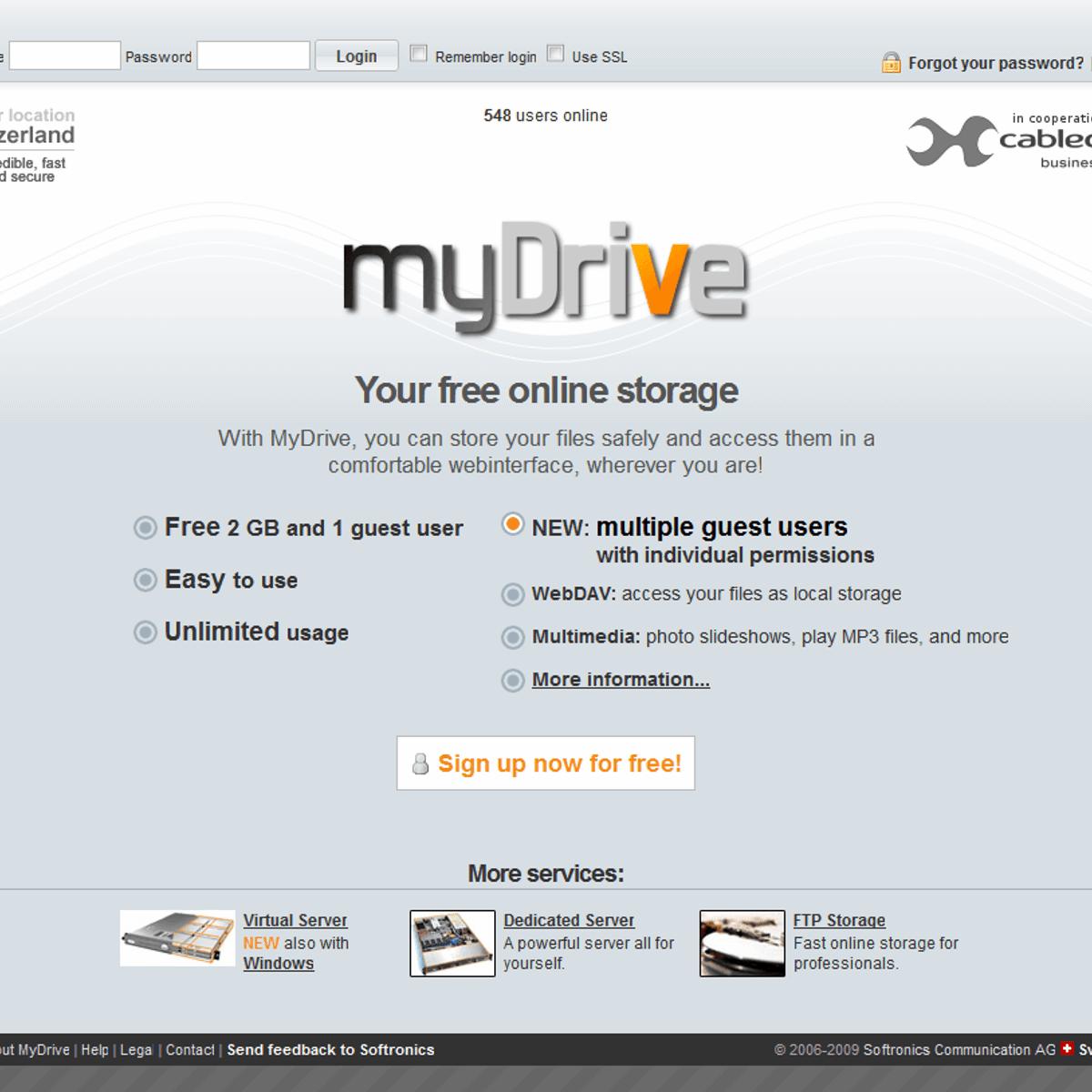 My Drive Login